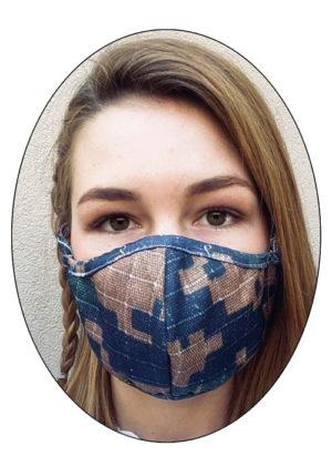 Swier Camouflage Mask