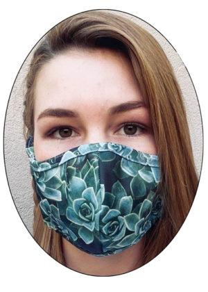 Swier Desert Rose Mask