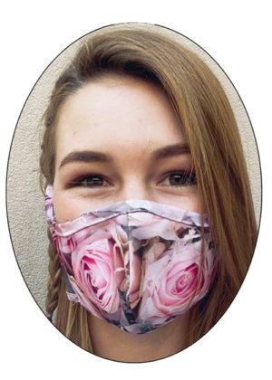 Swier Pienk Rose Mask