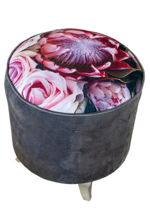 Ottoman Love me Rose