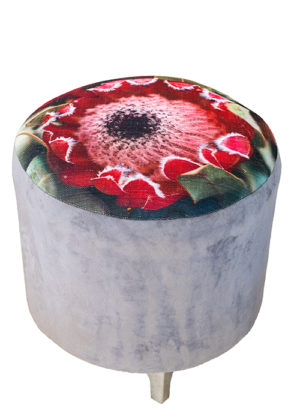 Ottoman Ruby Red