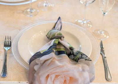 Napkin decorative