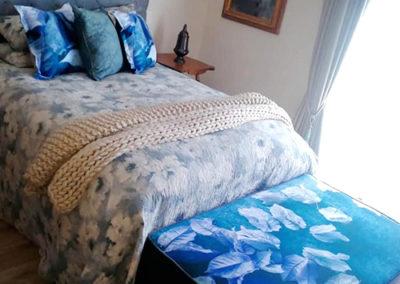Swier in the bedroom