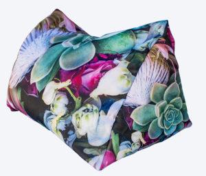 Swier Comfy Pillow Flower Crochet