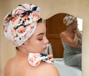 Head Turban Towel Cloth, Sophia