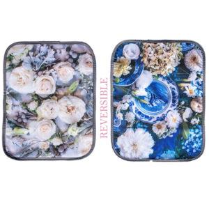 Placemat Alexis Flower Delft