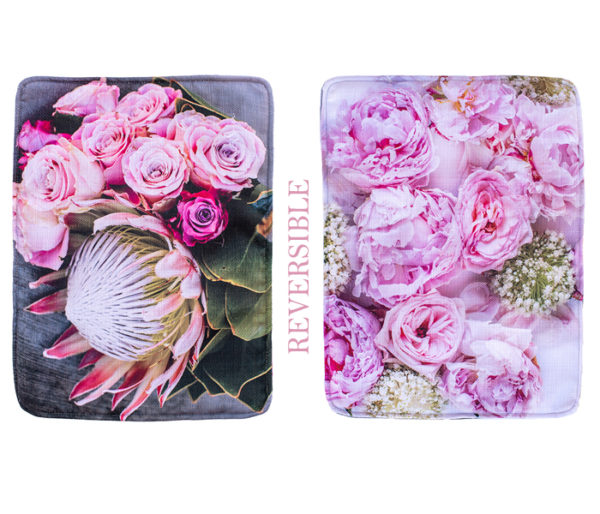 Placemat Pastel Perfect Protea